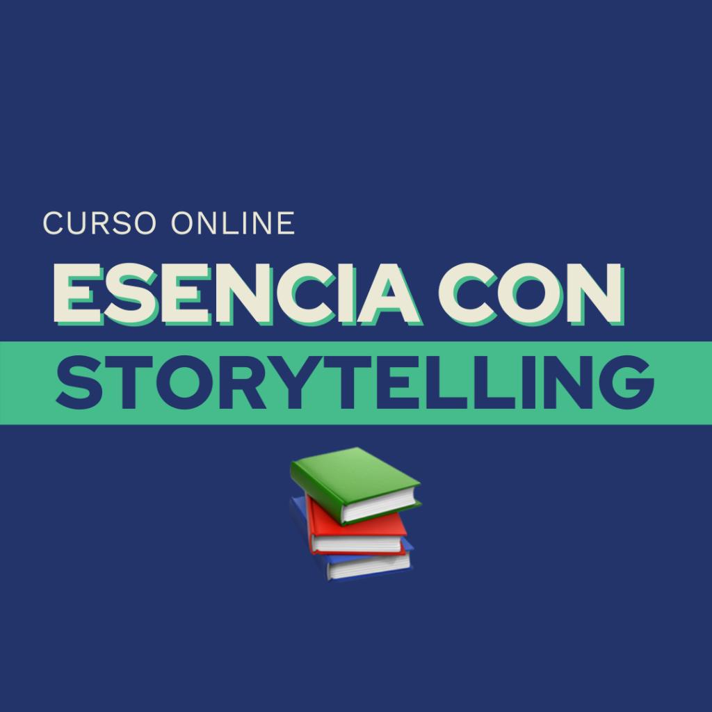 Esencia con storytelling