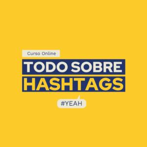curso hashtags